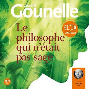 Téléchargez le livre :  Le philosophe qui n'était pas sage