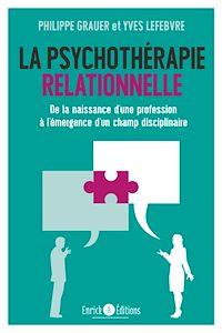 Télécharger le livre : La psychothérapie relationnelle