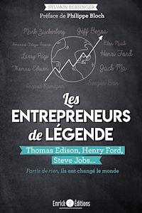 Télécharger le livre : Les entrepreneurs de légende
