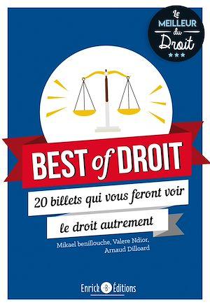Téléchargez le livre :  Best of droit