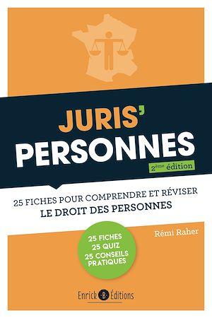Téléchargez le livre :  Juris'personnes - 2ème édition