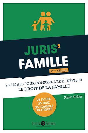 Téléchargez le livre :  Juris'Famille - 2e édition