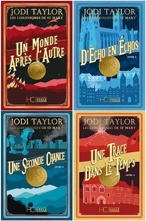 Téléchargez le livre :  Pack les chroniques de st mary - 4 premiers tomes