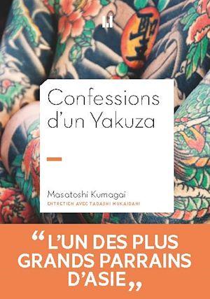 Téléchargez le livre :  Confessions d'un Yakuza