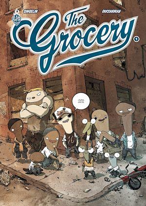 Téléchargez le livre :  The Grocery - Tome 1