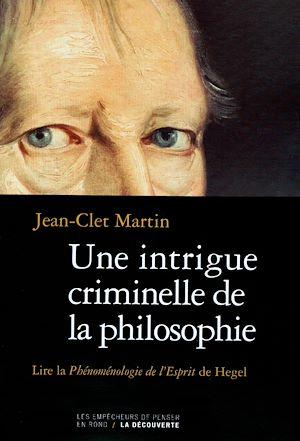 Téléchargez le livre :  Une intrigue criminelle de la philosophie