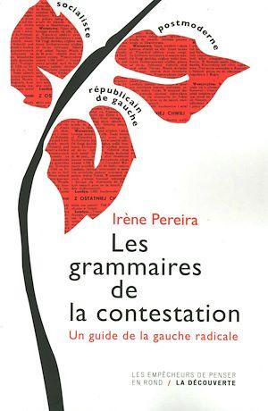 Téléchargez le livre :  Les grammaires de la contestation