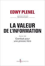 Télécharger le livre :  La valeur de l'information