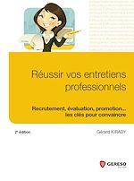 Télécharger cet ebook : Réussir vos entretiens professionnels