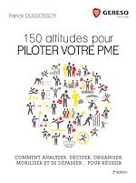 Télécharger le livre :  150 attitudes pour piloter votre PME
