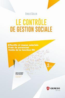 Téléchargez le livre numérique:  Le contrôle de gestion sociale