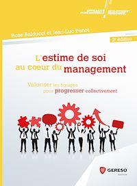 Téléchargez le livre numérique:  L'estime de soi au coeur du management