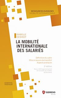 Télécharger le livre : La mobilité internationale des salariés