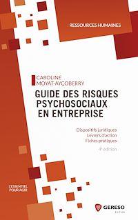 Télécharger le livre : Guide des risques psychosociaux en entreprise