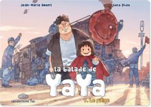 Téléchargez le livre :  La Balade de Yaya - Tome 7 - Le piège