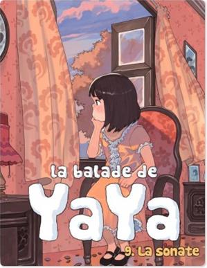 Téléchargez le livre :  La Balade de Yaya - Tome 9 - La sonate