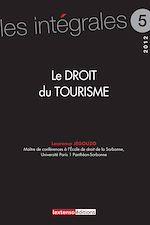 Télécharger le livre :  Le droit du tourisme