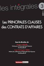 Télécharger le livre :  Les principales clauses des contrats d'affaires