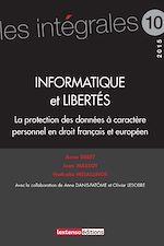 Télécharger le livre :  Informatique et libertés