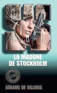 Télécharger le livre : SAS 86 La madone de Stockholm