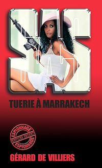 Télécharger le livre : SAS 117 Tuerie à Marrakech