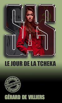 Télécharger le livre : SAS 155 Le jour de la Tcheka