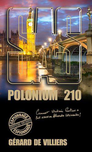 Téléchargez le livre :  SAS 167 Polonium 210