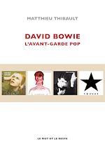 Télécharger cet ebook : David Bowie, l'avant-garde pop
