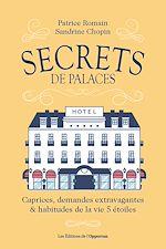 Télécharger le livre :  Secrets de palaces