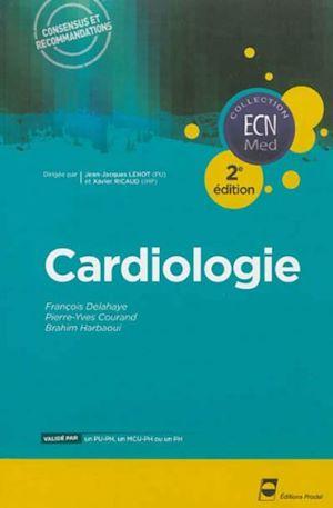 Téléchargez le livre :  Cardiologie - ECN