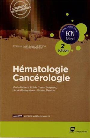 Téléchargez le livre :  Hématologie - Cancérologie