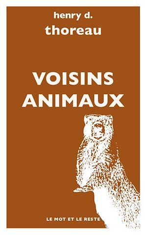 Téléchargez le livre :  Voisins animaux
