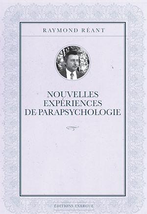 Téléchargez le livre :  Nouvelles expériences de parapsychologie