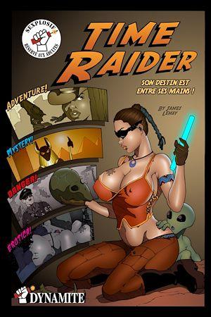 Téléchargez le livre :  Time Raider