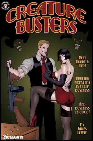 Téléchargez le livre :  Creature Busters