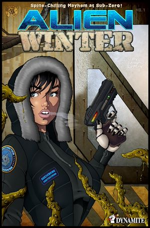 Téléchargez le livre :  Alien Winter