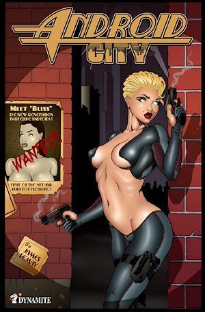 Téléchargez le livre :  Android City