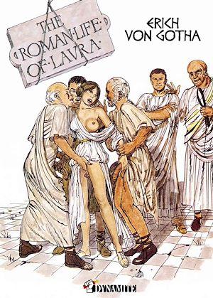 Téléchargez le livre :  The Roman Life of Laura
