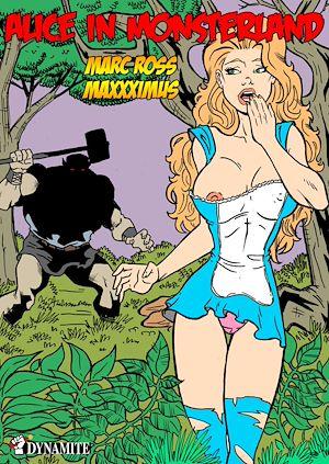 Téléchargez le livre :  Alice in Monsterland