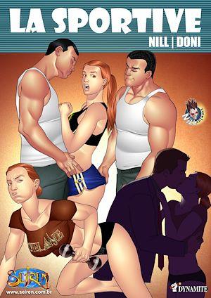 Téléchargez le livre :  La sportive