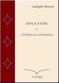 Téléchargez le livre numérique:  Explication de l'Épître aux Éphésiens