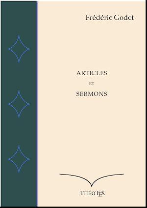 Téléchargez le livre :  Articles et Discours