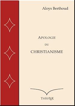 Téléchargez le livre numérique:  Apologie du Christianisme