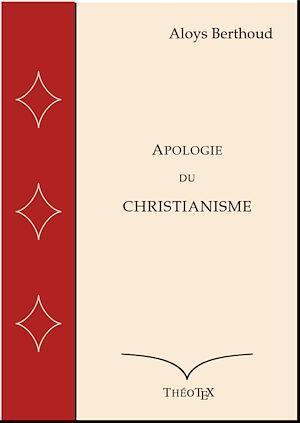 Téléchargez le livre :  Apologie du Christianisme