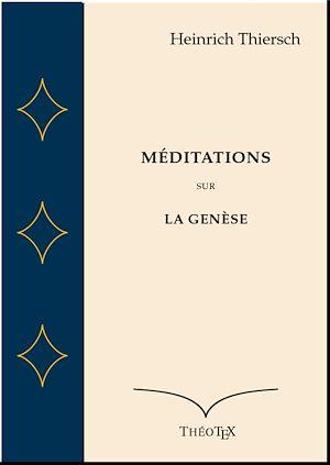 Téléchargez le livre :  Méditations sur la Genèse