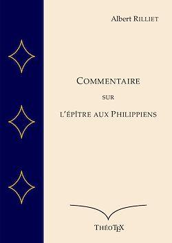 Téléchargez le livre numérique:  Commentaire sur l'Épître aux Philippiens