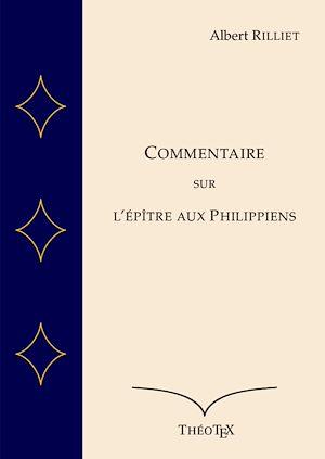 Téléchargez le livre :  Commentaire sur l'Épître aux Philippiens