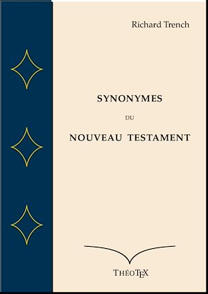 Téléchargez le livre :  Synonymes du Nouveau Testament