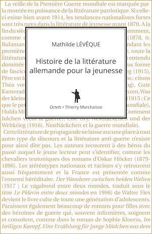 Téléchargez le livre :  Histoire de la littérature allemande pour la jeunesse