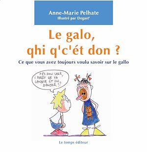 Téléchargez le livre :  Le galo, qqhi q'cét don?